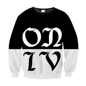 """LONG LIVE"" Sweatshirt Black"