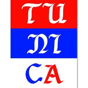 TUNICA Sloganscarf I