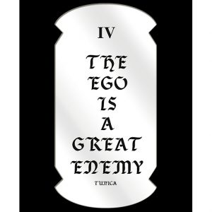 "TUNICA Art Present""The Ego Is A Great Enemy"""
