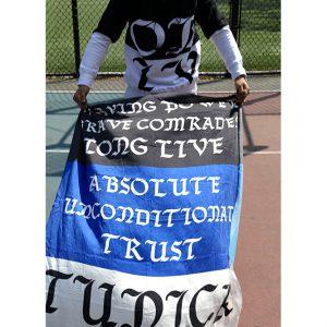 TUNICA SloganScarf II